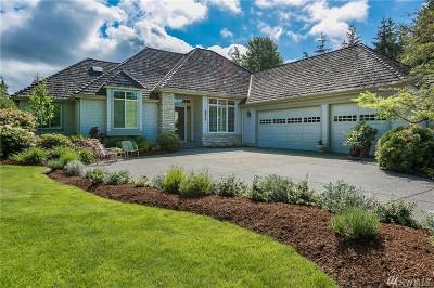 Blaine Single Family Home For Sale: 8846 Goldeneye Lane