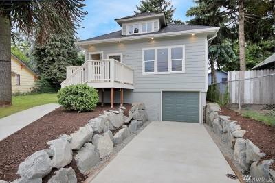 Tacoma Single Family Home For Sale: 3714 S Alaska St