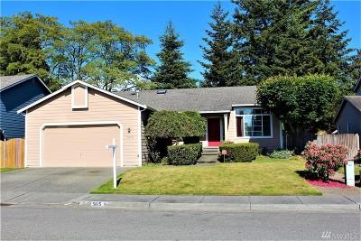 Everett Single Family Home For Sale: 5615 1st Ave SE