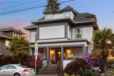 Condo/Townhouse Sold: 1733 15th Ave #206