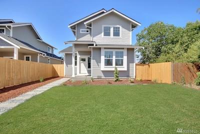Tacoma Single Family Home For Sale: 819 E 55th St