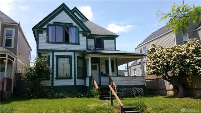 Tacoma Multi Family Home For Sale: 614 S Ainsworth Ave