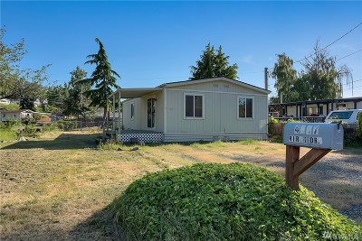 Blaine Single Family Home Sold: 4817 Birch Dr