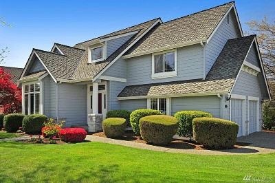 Bothell Single Family Home For Sale: 2832 202nd St SE
