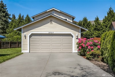 Marysville Single Family Home For Sale: 2727 180th St NE