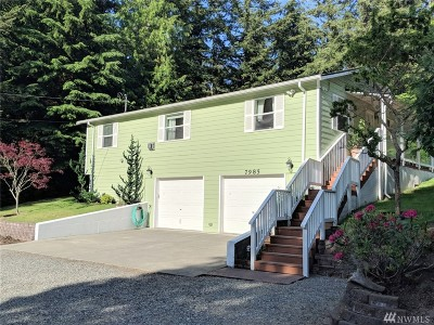 Clinton Single Family Home Sold: 7985 Maple Point Dr