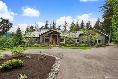 Issaquah Single Family Home For Sale: 6603 282nd Ave SE