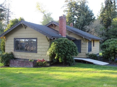 Mount Vernon Single Family Home For Sale: 3789 E Division St
