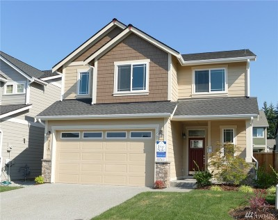 Thurston County Single Family Home For Sale: 3134 54th Ave SE