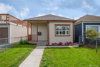 Everett Single Family Home For Sale: 2307 Lombard Ave