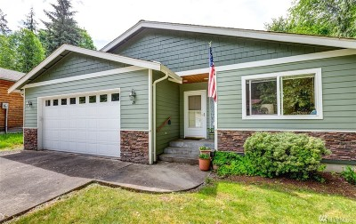Bellingham WA Single Family Home For Sale: $319,900