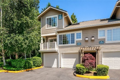 King County Condo/Townhouse For Sale: 18584 NE 57th Wy