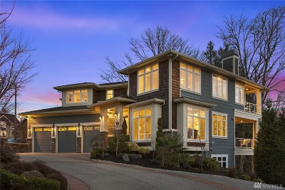 Redmond Single Family Home For Sale: 15349 NE 106th Ct