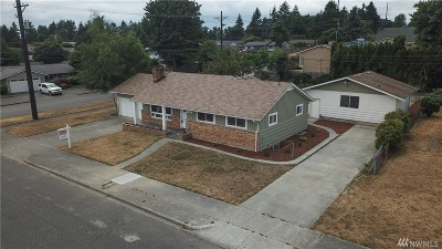 Pierce County Single Family Home For Sale: 1802 N Highland St