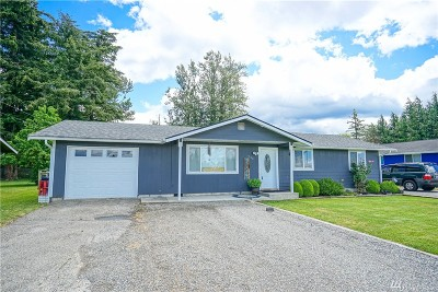 Nooksack Single Family Home For Sale: 1108 Nooksack Rd