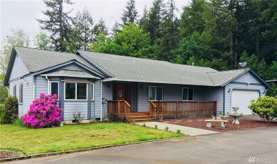 Eatonville Single Family Home For Sale: 422 Jet Ct E