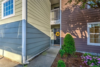 Everett Condo/Townhouse For Sale: 9917 Holly Dr #B312