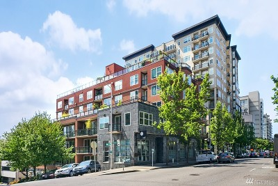 King County Condo/Townhouse For Sale: 2607 Western Ave #210