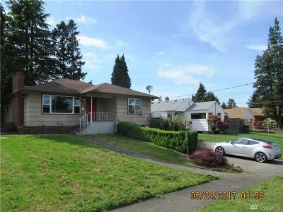 Tacoma Single Family Home For Sale: 4020 E B St
