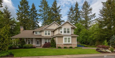 Gig Harbor Single Family Home For Sale: 1803 154th St Ct NW