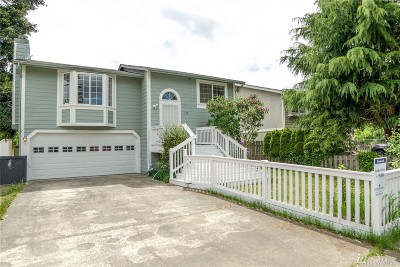 Tacoma Single Family Home For Sale: 892 S 85th St