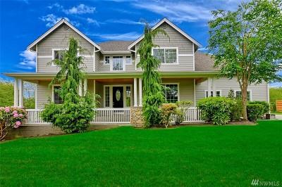 Monroe Single Family Home For Sale: 25603 150th St SE