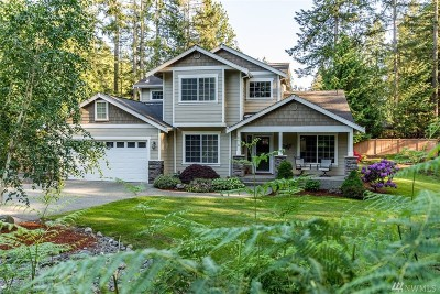 Gig Harbor Single Family Home For Sale: 4110 NW Firdrona Dr NW