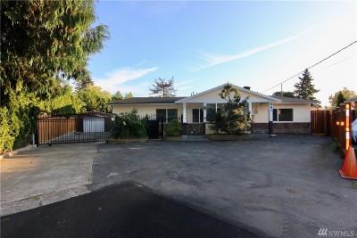 Renton Single Family Home For Sale: 651 Ferndale Ct NE
