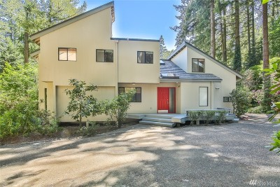 Bellevue Single Family Home For Sale: 3627 140th Ave NE