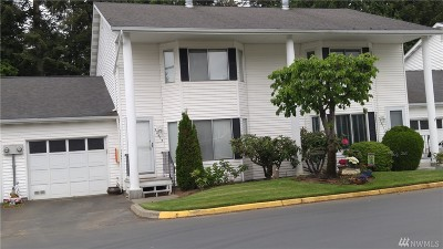 Federal Way Condo/Townhouse For Sale: 32613 3rd Place S #3B