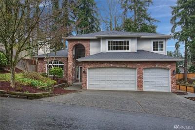 Kirkland Single Family Home For Sale: 11628 NE 100th St