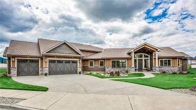 Eatonville Single Family Home For Sale: 151 Mountain Crest (Lot 20) Lane