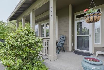Snoqualmie Condo/Townhouse For Sale: 8031 Douglas Ave SE #28