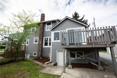 King County Multi Family Home For Sale: 3210 SW Juneau St