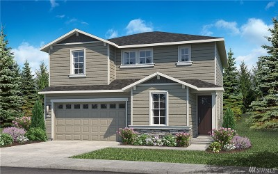 Pierce County Single Family Home For Sale: 7907 116th Street Ct SW #Lot 2