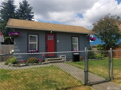 Pierce County Single Family Home For Sale: 3564 S Monroe St
