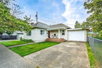 Everett Single Family Home For Sale: 1808 16th St