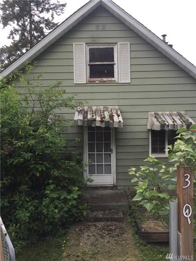 Wilkeson, Carbonado Single Family Home For Sale: 307 Church St