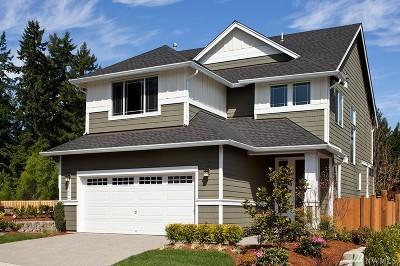 Everett Single Family Home For Sale: 4512 29th Ave SE #201