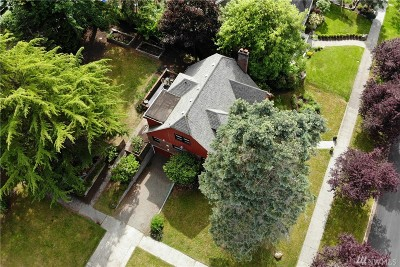 Pierce County Single Family Home For Sale: 3402 N 27th St