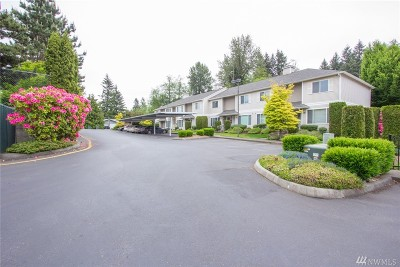 Puyallup Condo/Townhouse For Sale: 4016 7th St SW #C119