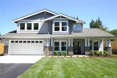 Edmonds Single Family Home For Sale: 8118 206th St SW