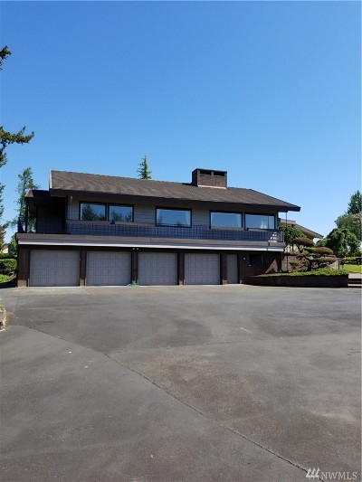 Steilacoom Single Family Home For Sale: 31 Silver Beach Dr SW