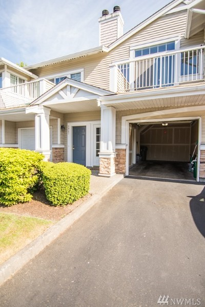 Kent Condo/Townhouse For Sale: 5905 S 232nd Place #10-4