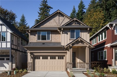 Issaquah Single Family Home For Sale: 457 5th (Lot 29) Ave NE