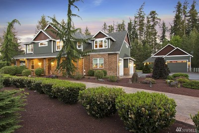 Maple Valley Single Family Home For Sale: 20155 SE 245th St