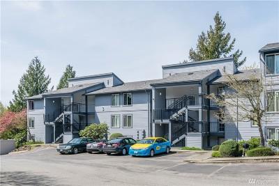 Renton Condo/Townhouse For Sale: 2509 NE 4th St #315