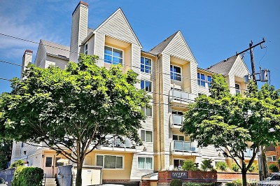 Condo/Townhouse Sold: 2250 NW 58th St #203
