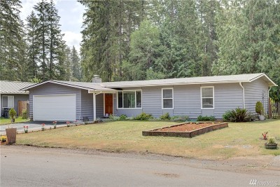 Woodinville Single Family Home For Sale: 19731 NE 156th Place