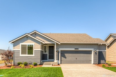 Orting Single Family Home For Sale: 115 Walnut Ave SW #5